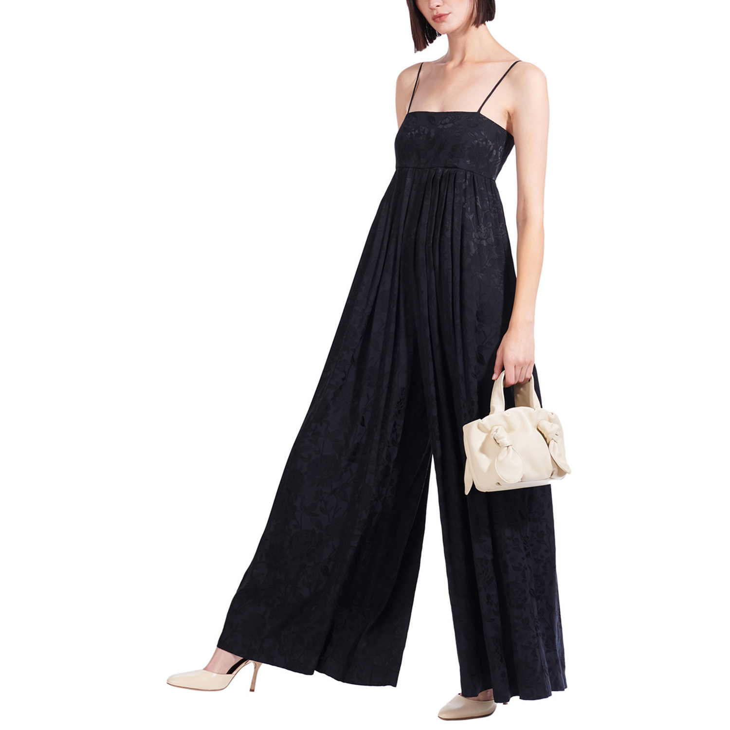 STAUD Villandry Jumpsuit