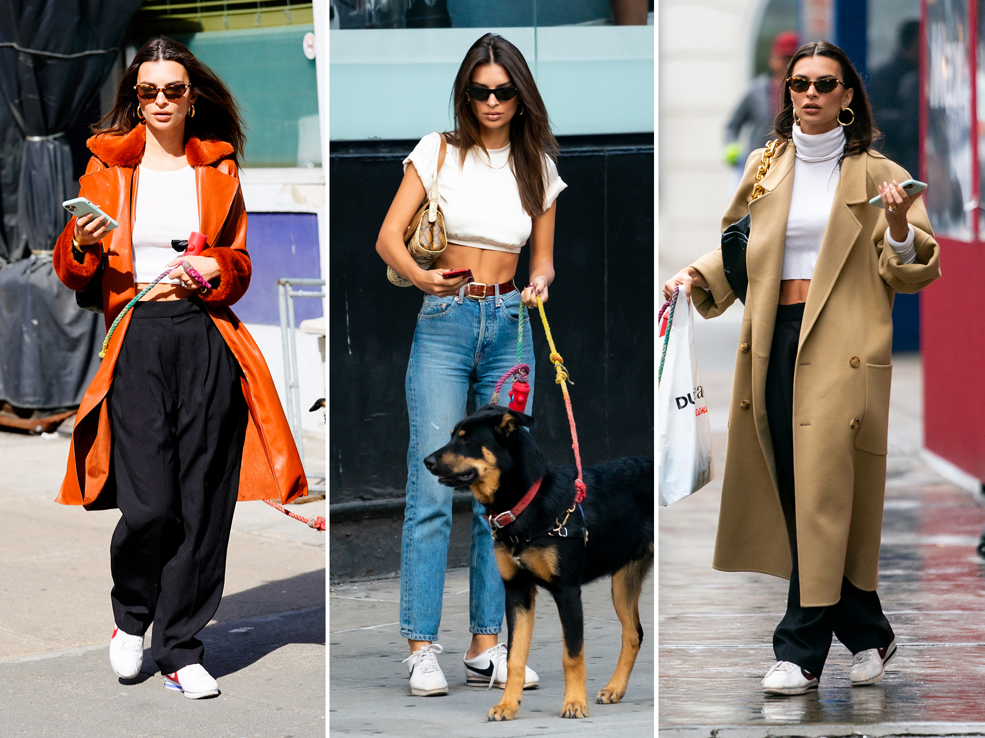 ECOMM: The Already Affordable Sneakers Emily Ratajkowski Wears With Everything Are on Sale