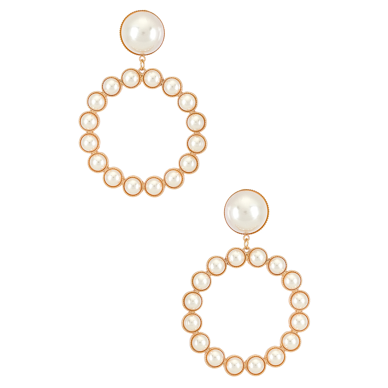 8 Other Reasons Gorg Hoops in Gold