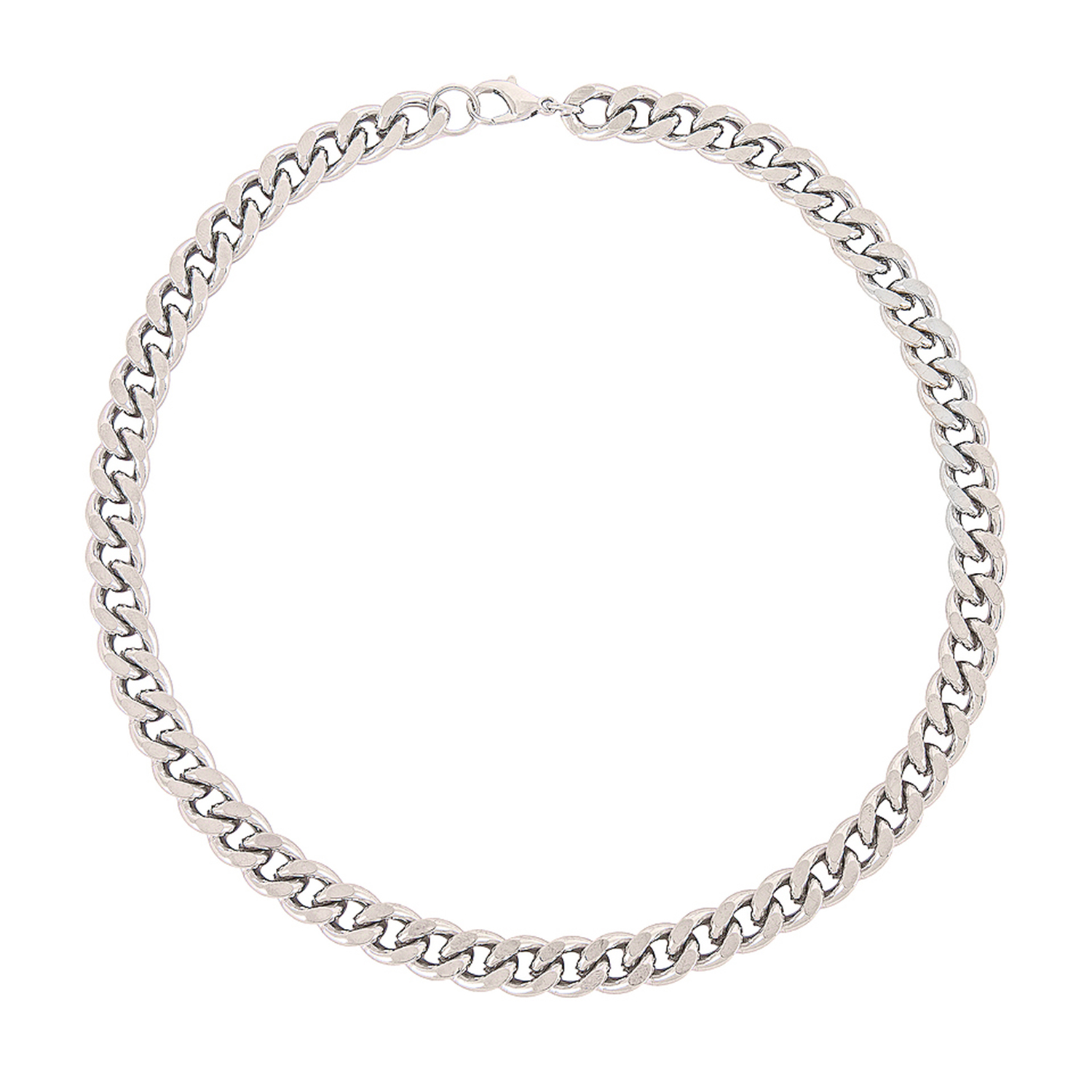 8 Other Reasons Sterling Chain Necklace in Silver