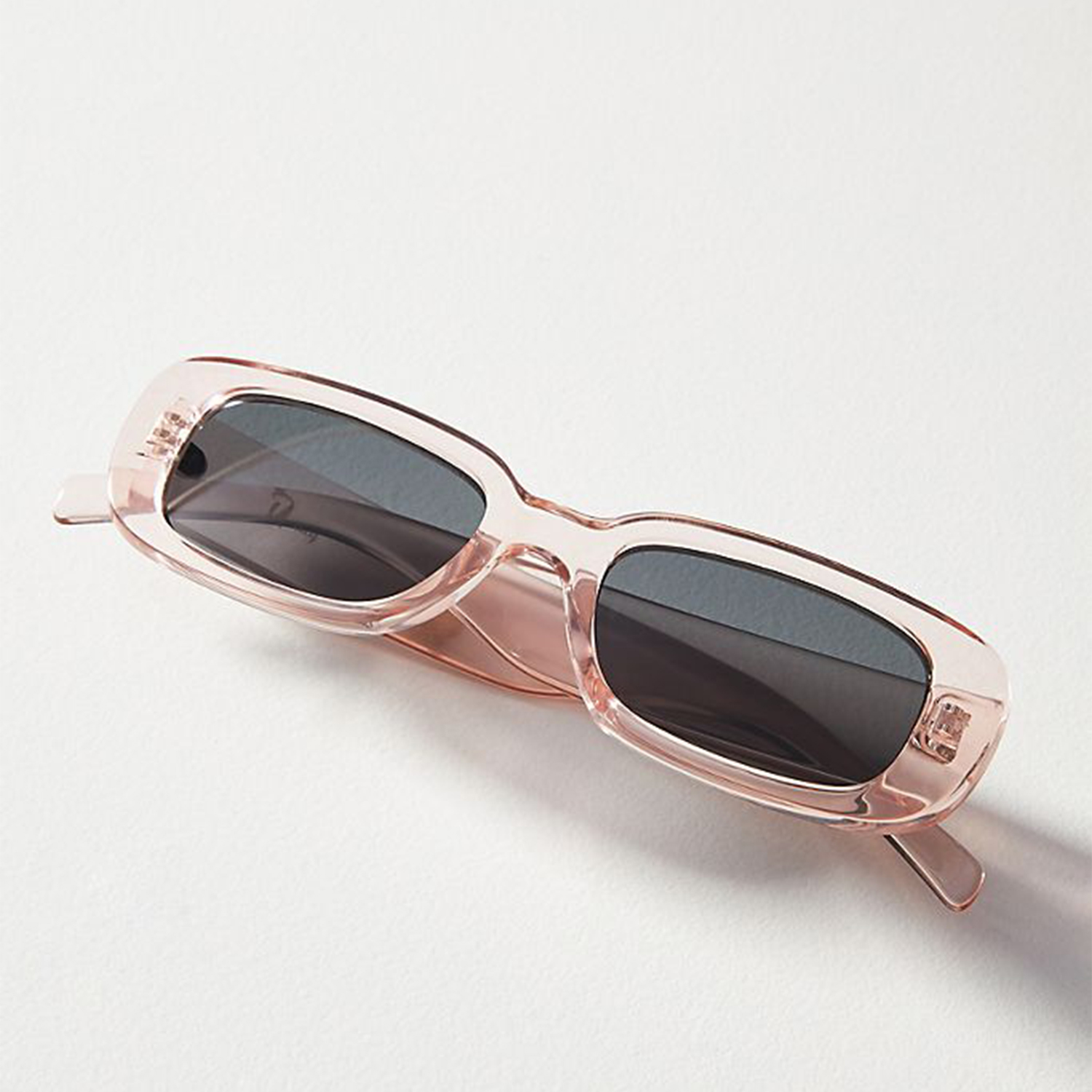 Anthropologie X-Ray Rectangular Sunglasses