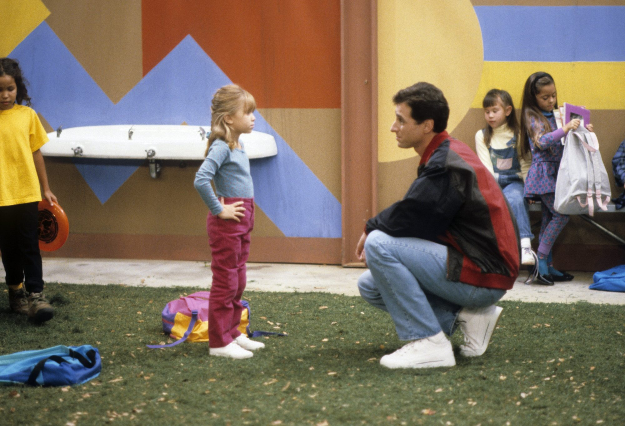 '90s Dad Fashion Trend, Danny Tanner From Full House