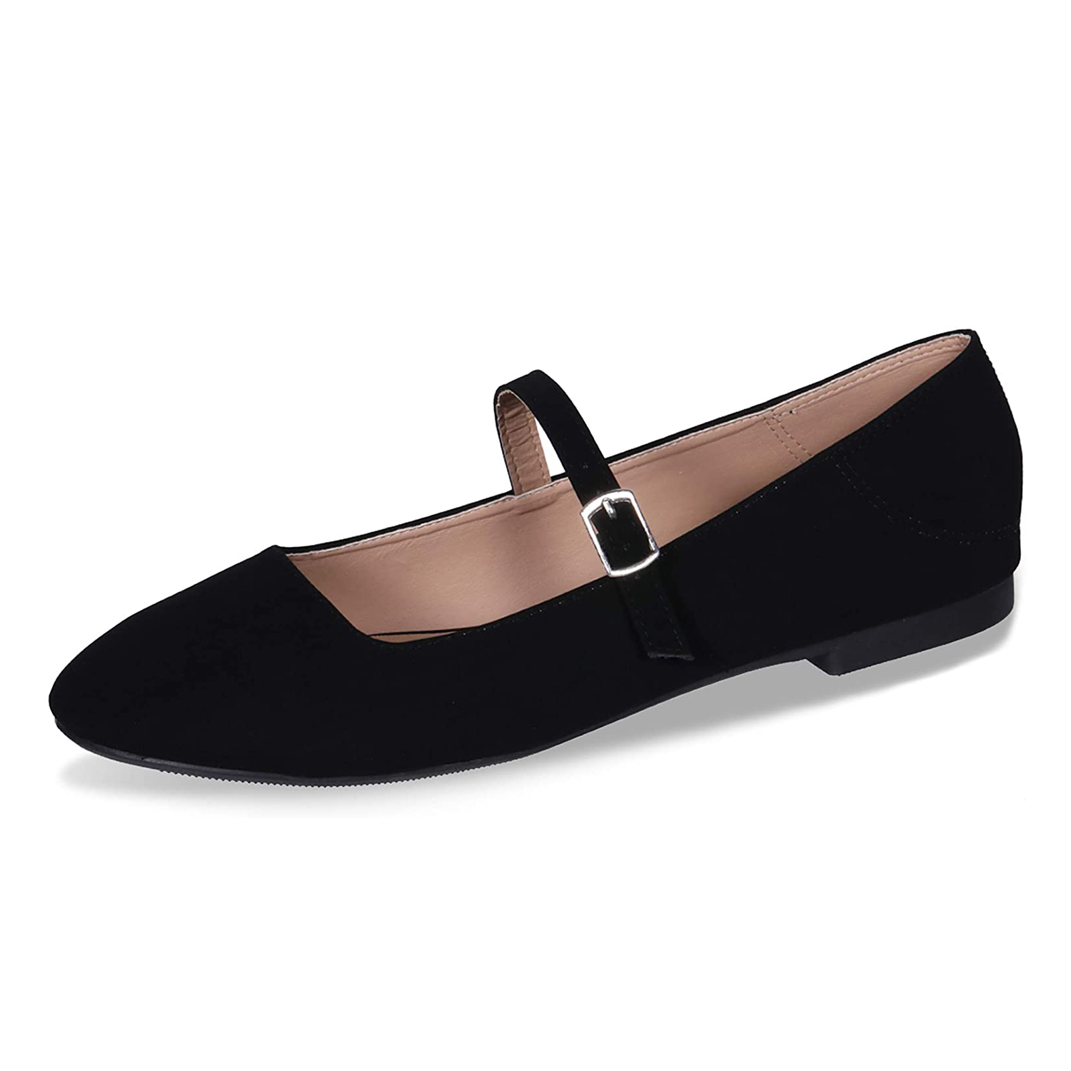 CINAK Flats Mary Jane Shoes Womens