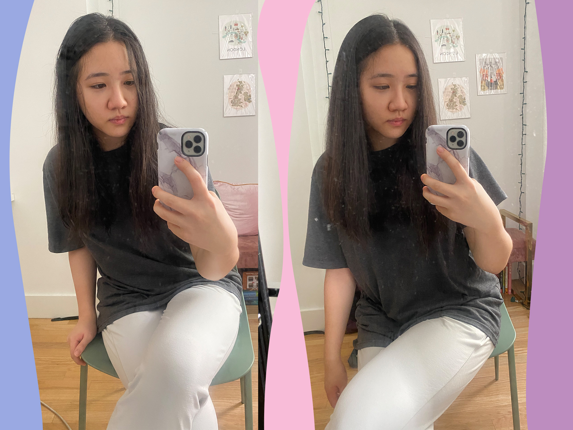 This Blow Drying Hair Brush Dries My Chest-Length Hair in Minutes