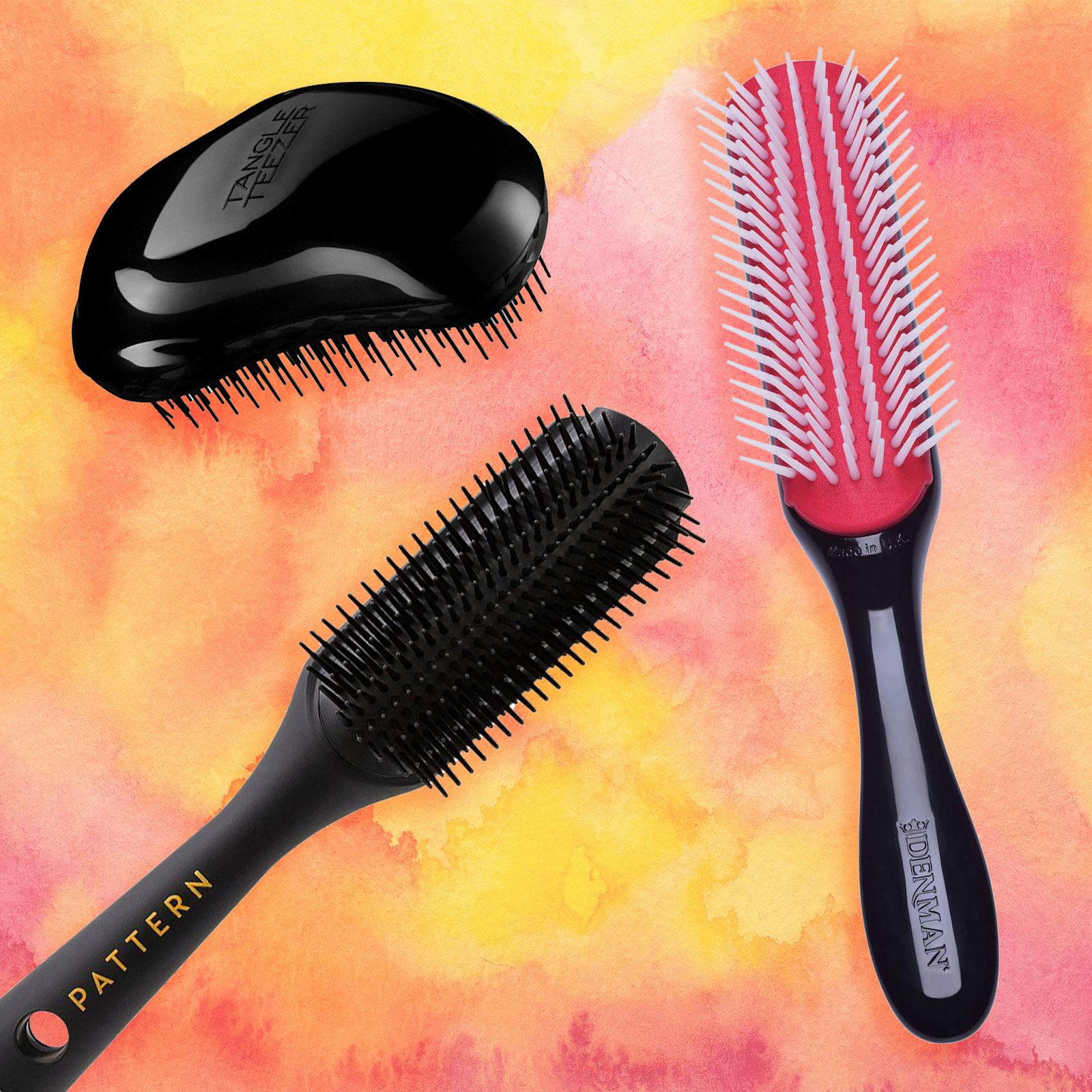 ALL NATURAL: Best Brush for Curly Hair