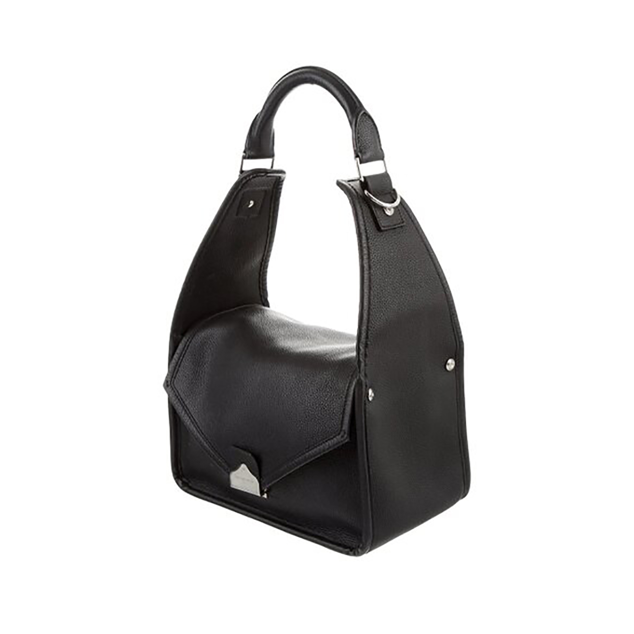BALENCIAGA Tool Shoulder Bag Black