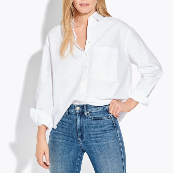 ayr button down shirt oprah