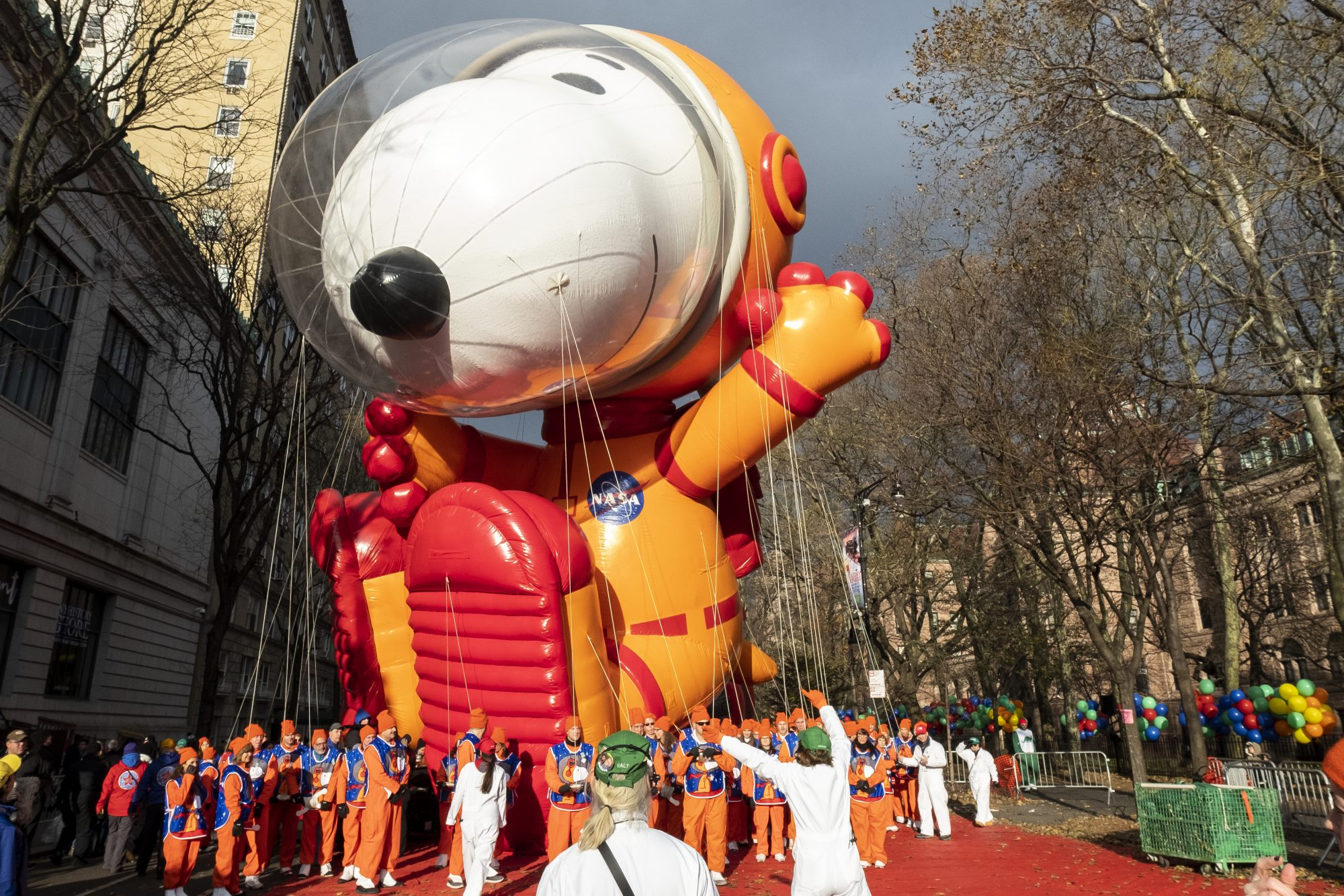 Macy's Thanksgiving Day Parade - LEAD