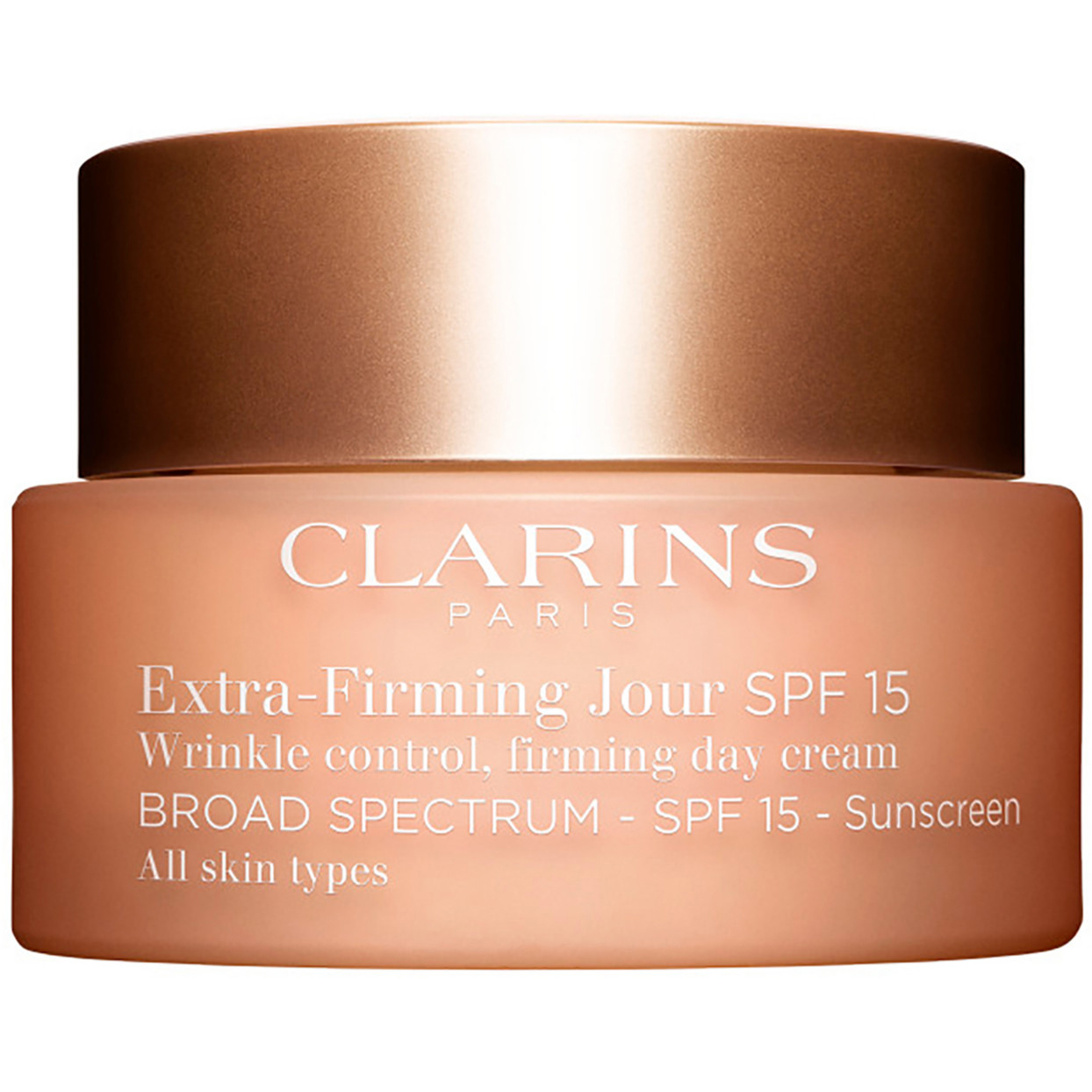 Clarins Extra-Firming Wrinkle Control Firming Day Cream