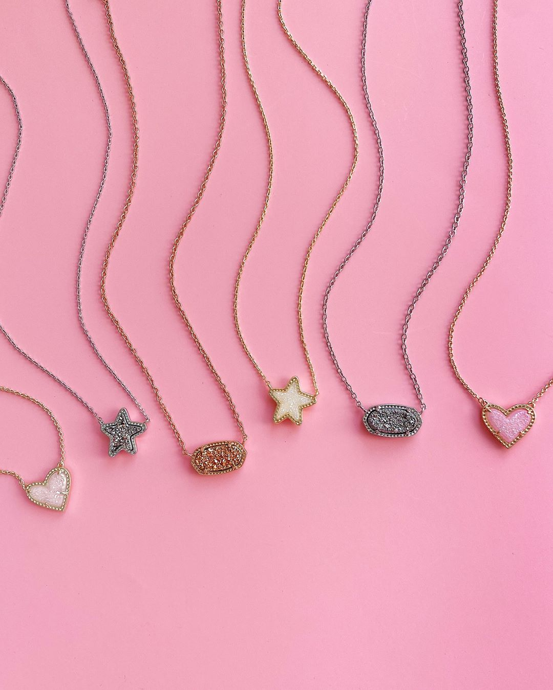 Back-in-Stock Kendra Scott Necklaces