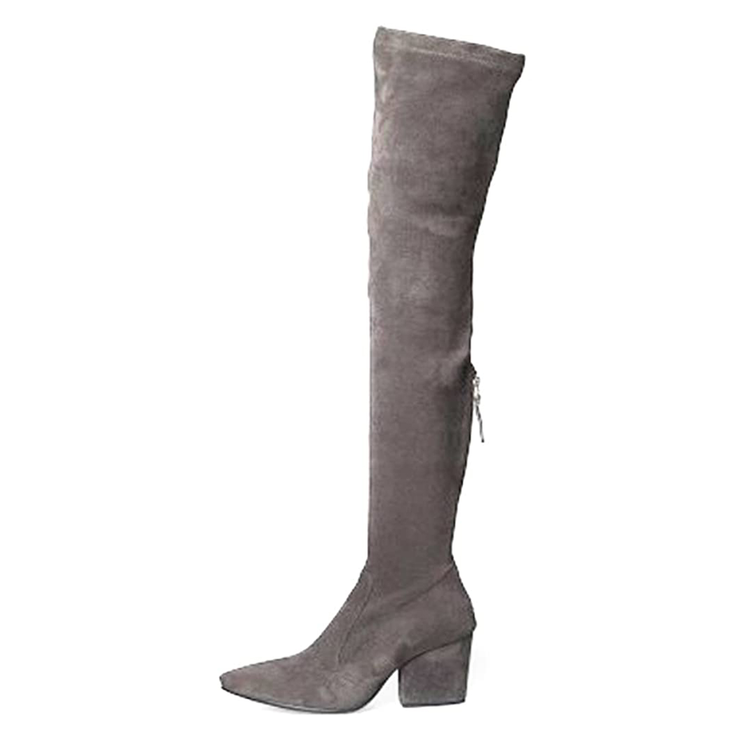 N.N.G Women Boots Winter Over Knee Long Boots Fashion Boots Heels