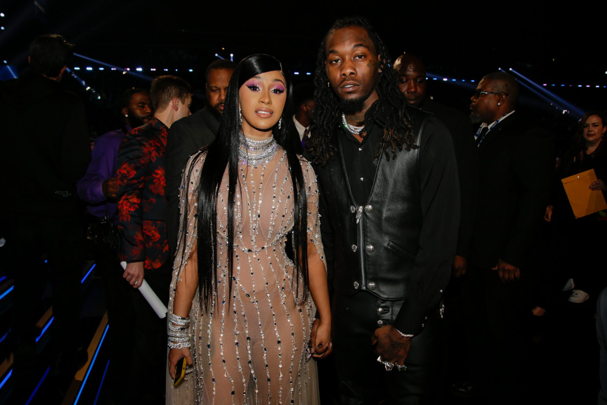 Cardi B Celebrated Her 28th Birthday in Vegas With Offset