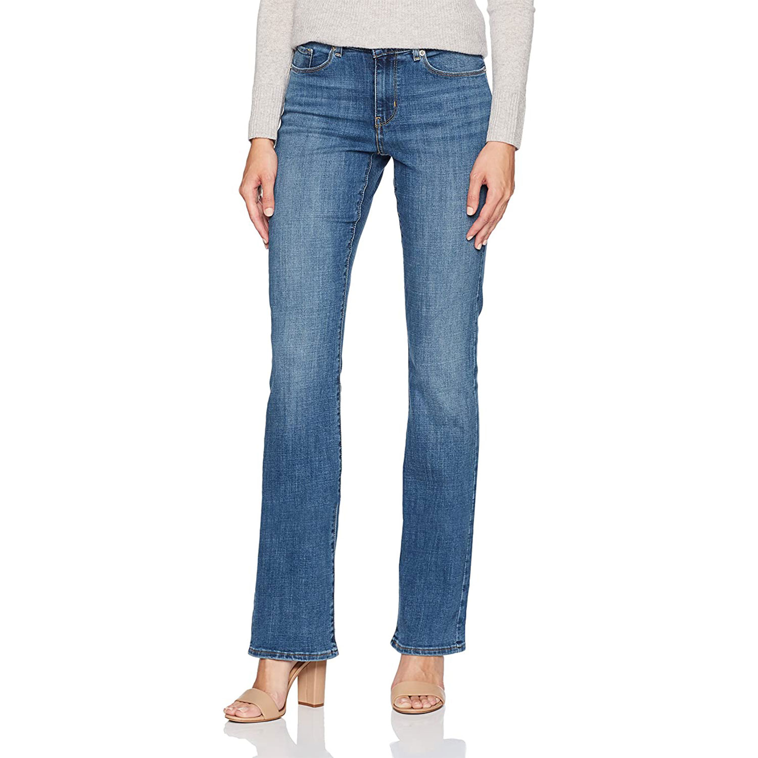 levis womens classic bootcut jeans