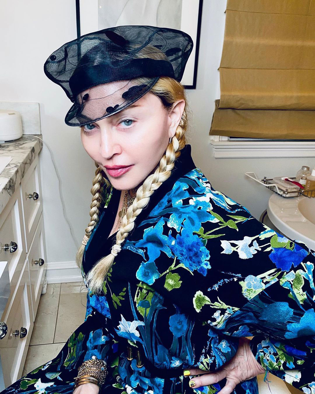 Madonna Just Wore Lip Liner From Lady Gaga's Collection — and It's 40% Off for Prime Day