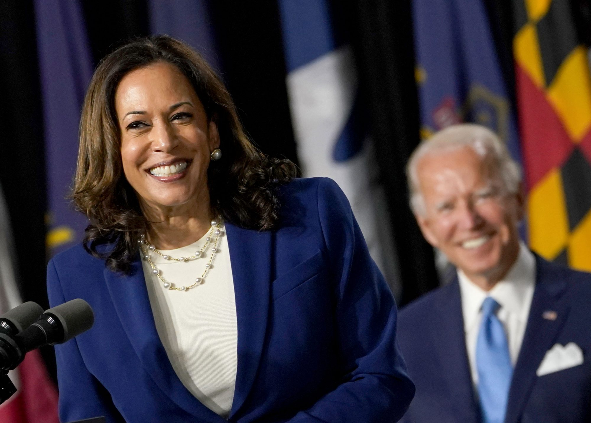 A Day in the Life of Four Senior Biden/Harris Campaign Staffers