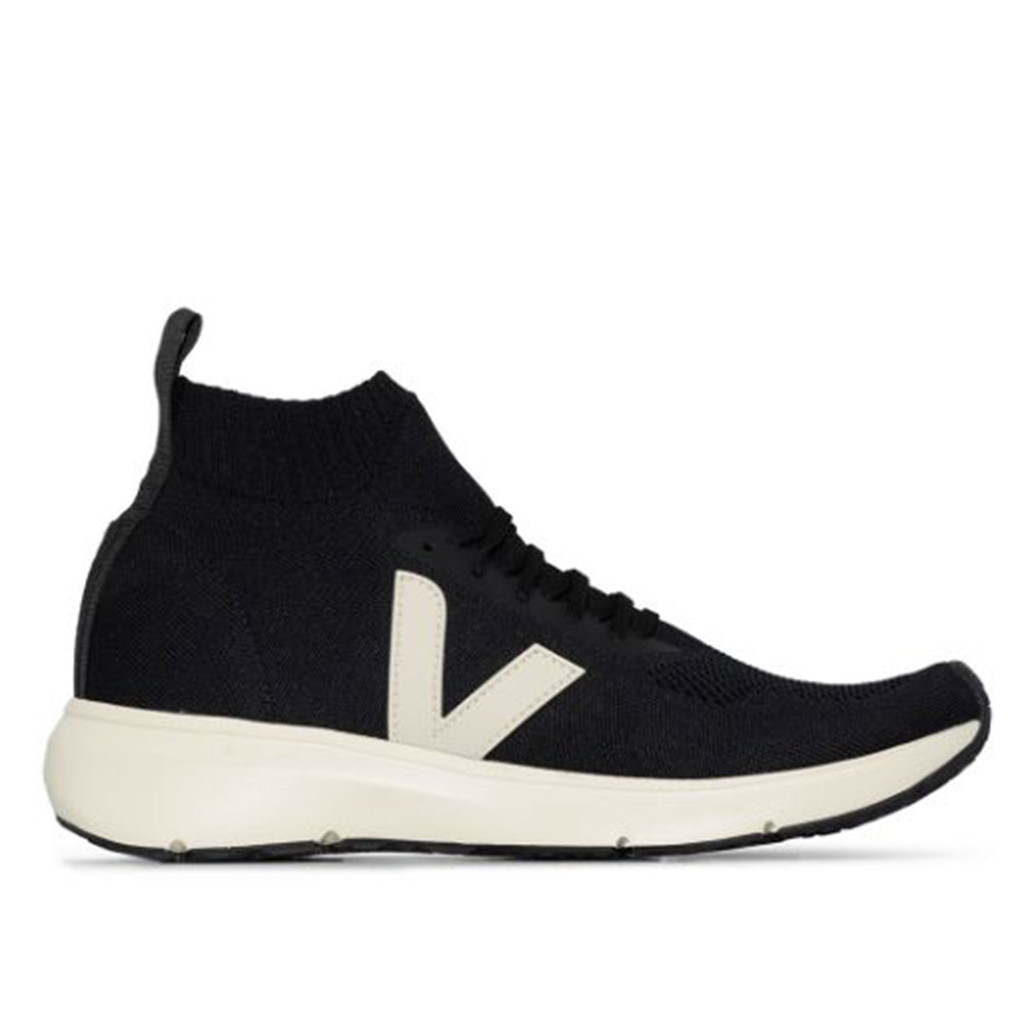 rick owens veja sock runner low top sneakers