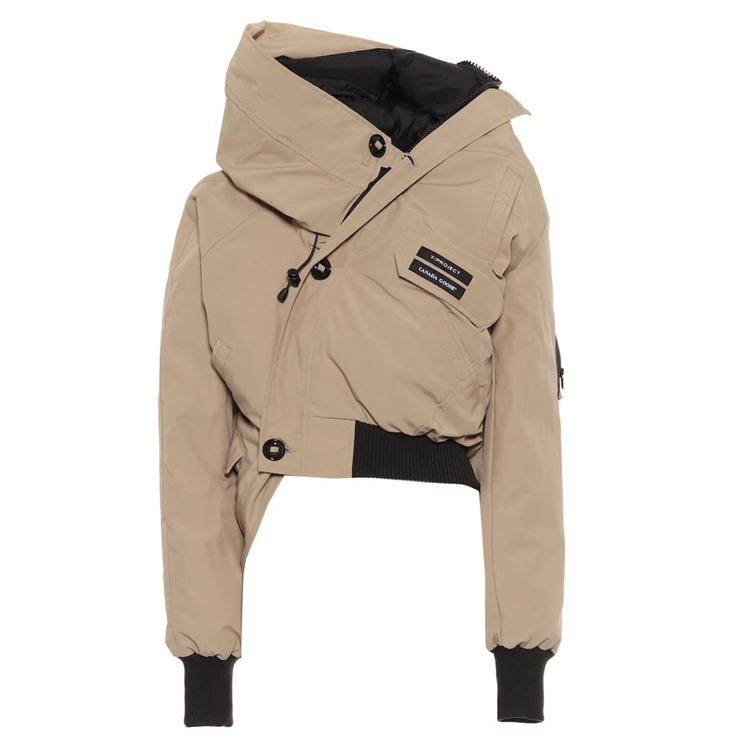 y project canada goose down- acket