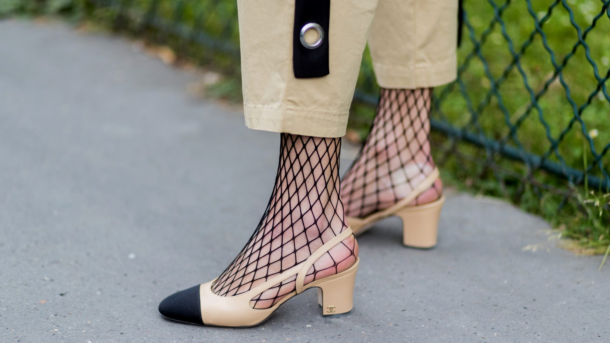 I Wear Fishnets All Year Long — and Can Tell You That Halloween Is the Best Time to Stock Up