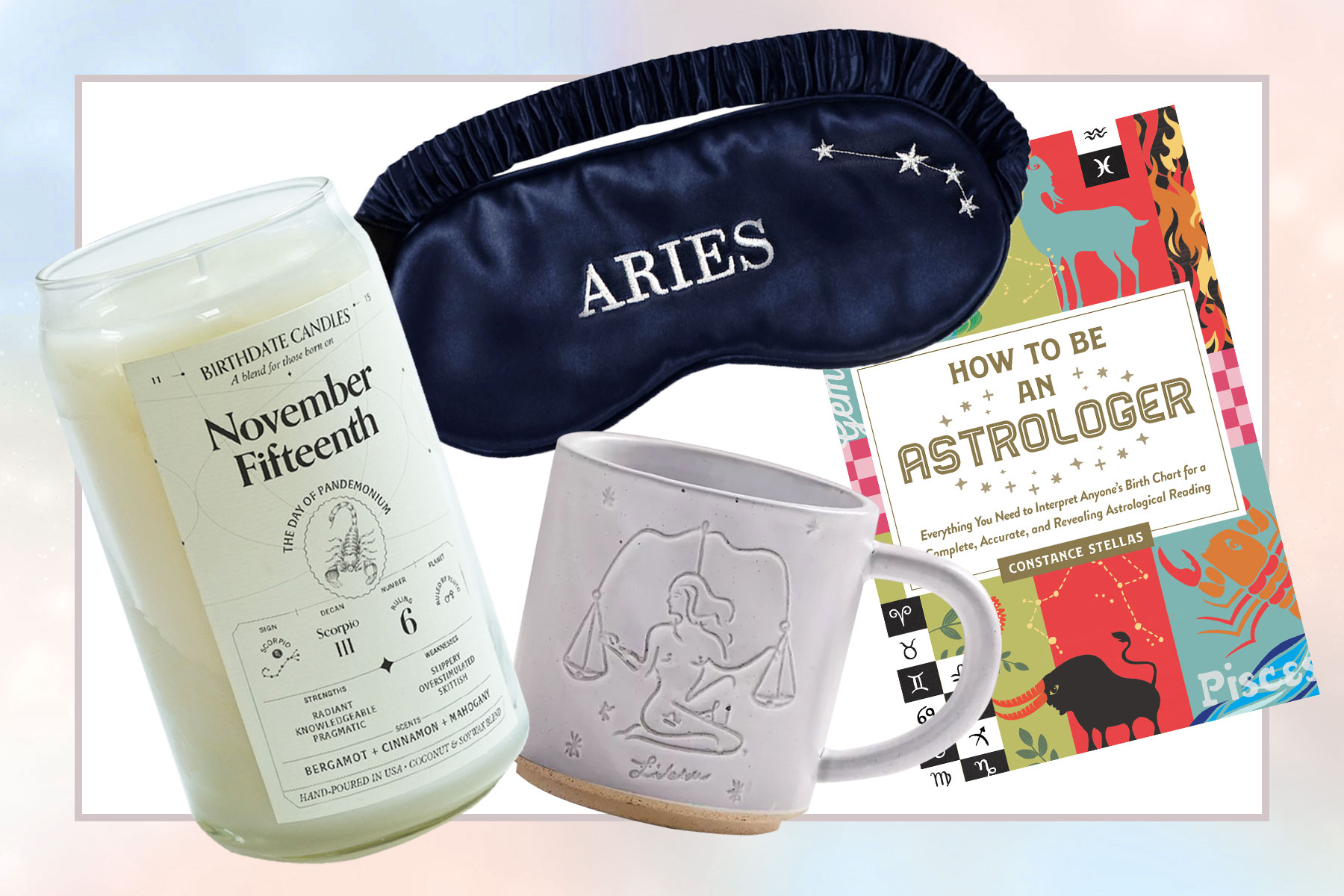 TK Gifts for Astrology Lovers