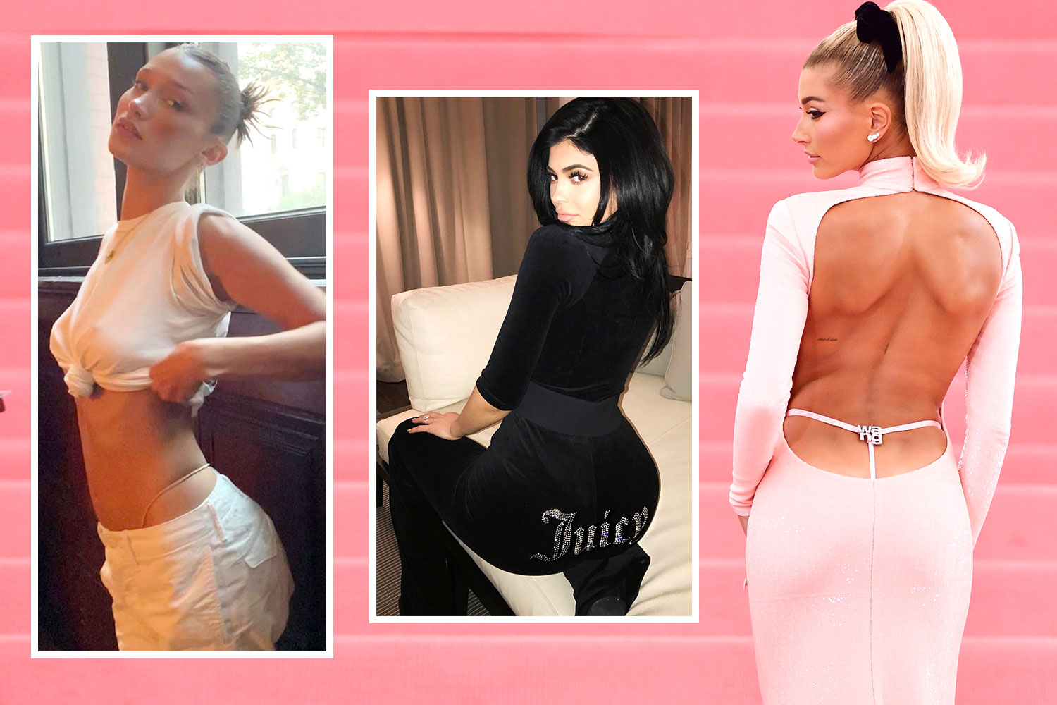 Brace Yourself, Because Butt Fashion Is Back