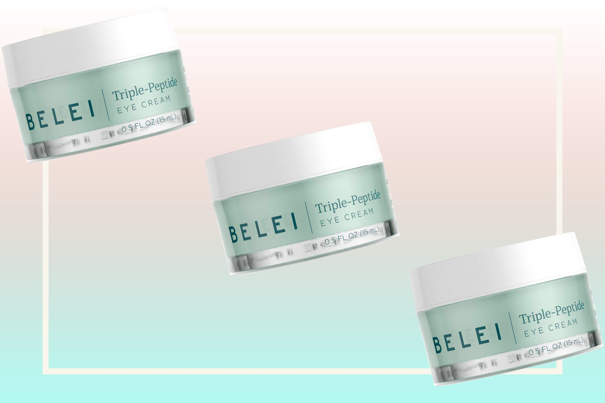 Amazon Shoppers Swear By This Peptide Eye Cream for Remedying Fine Lines, Dark Circles, and Puffiness