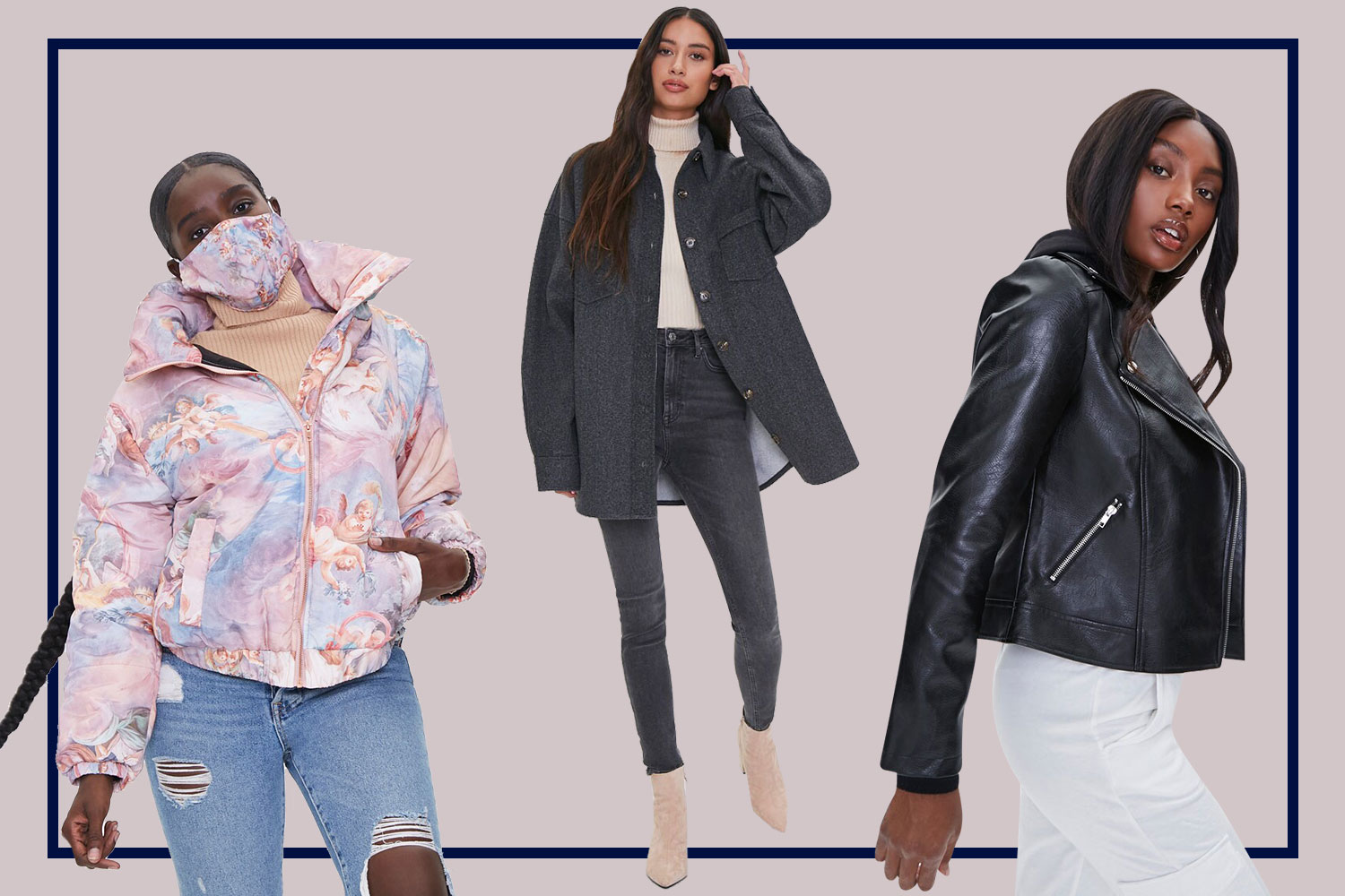 This Mall Brand Has Over 300 Winter Coats and Jackets On Sale For Under $80