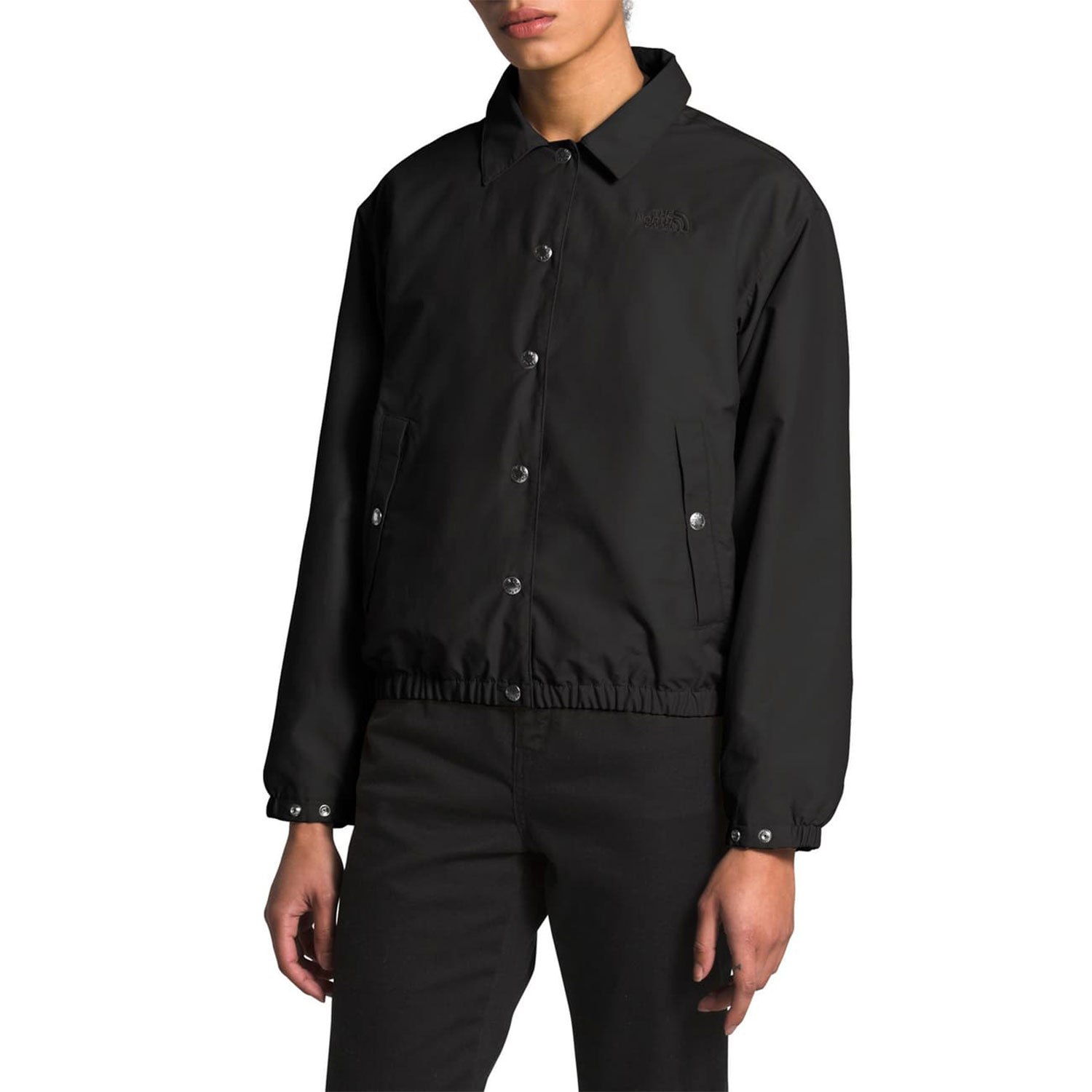 north face coach collared jacket