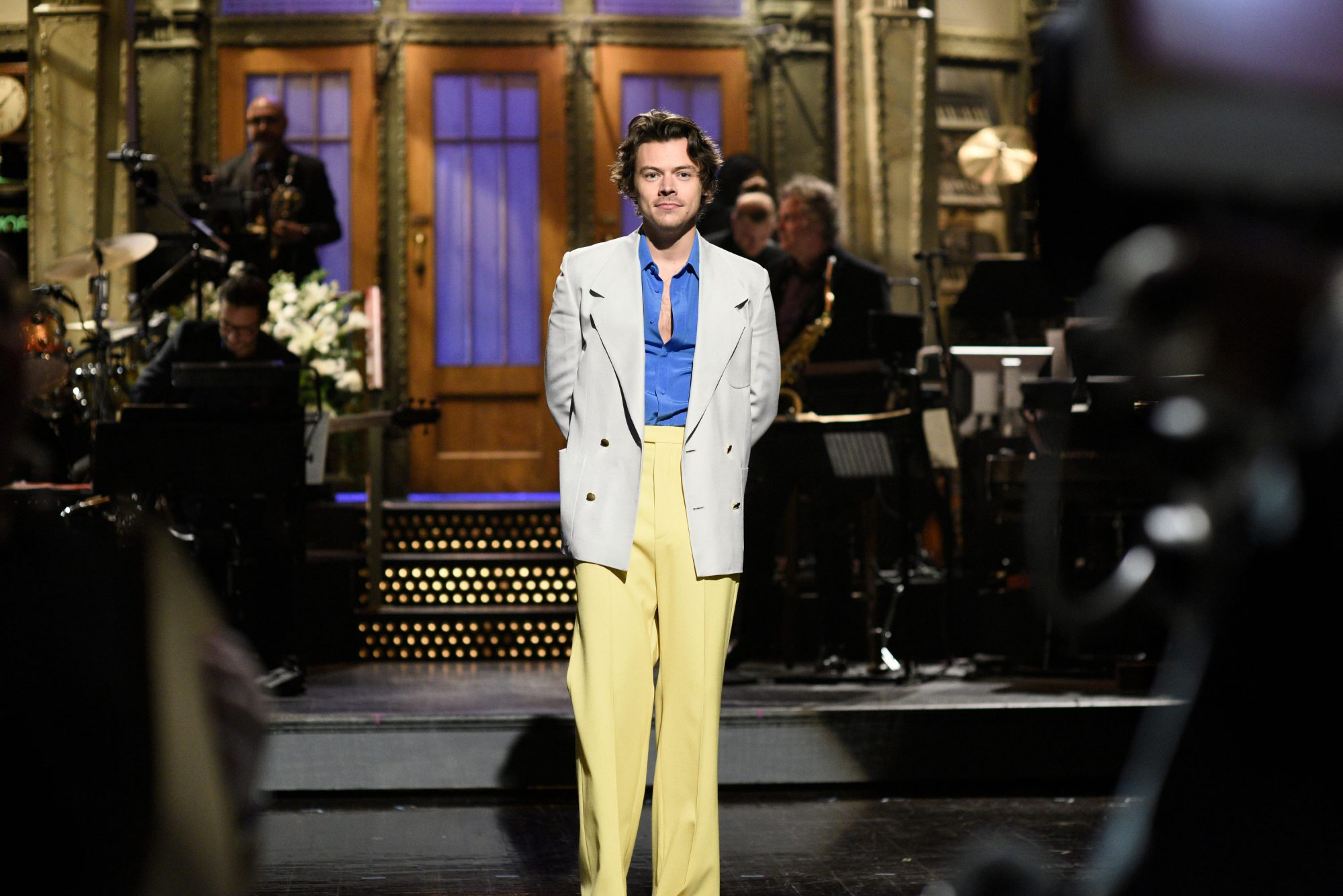 Harry Styles Fashion