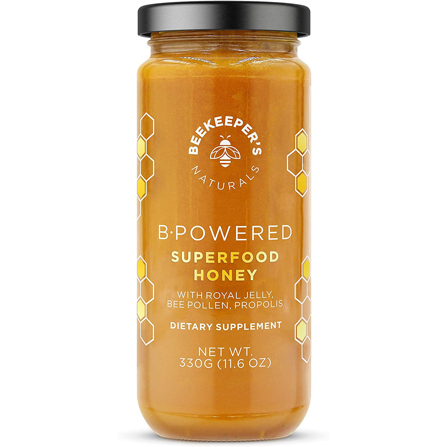 beekeepers natural b powder