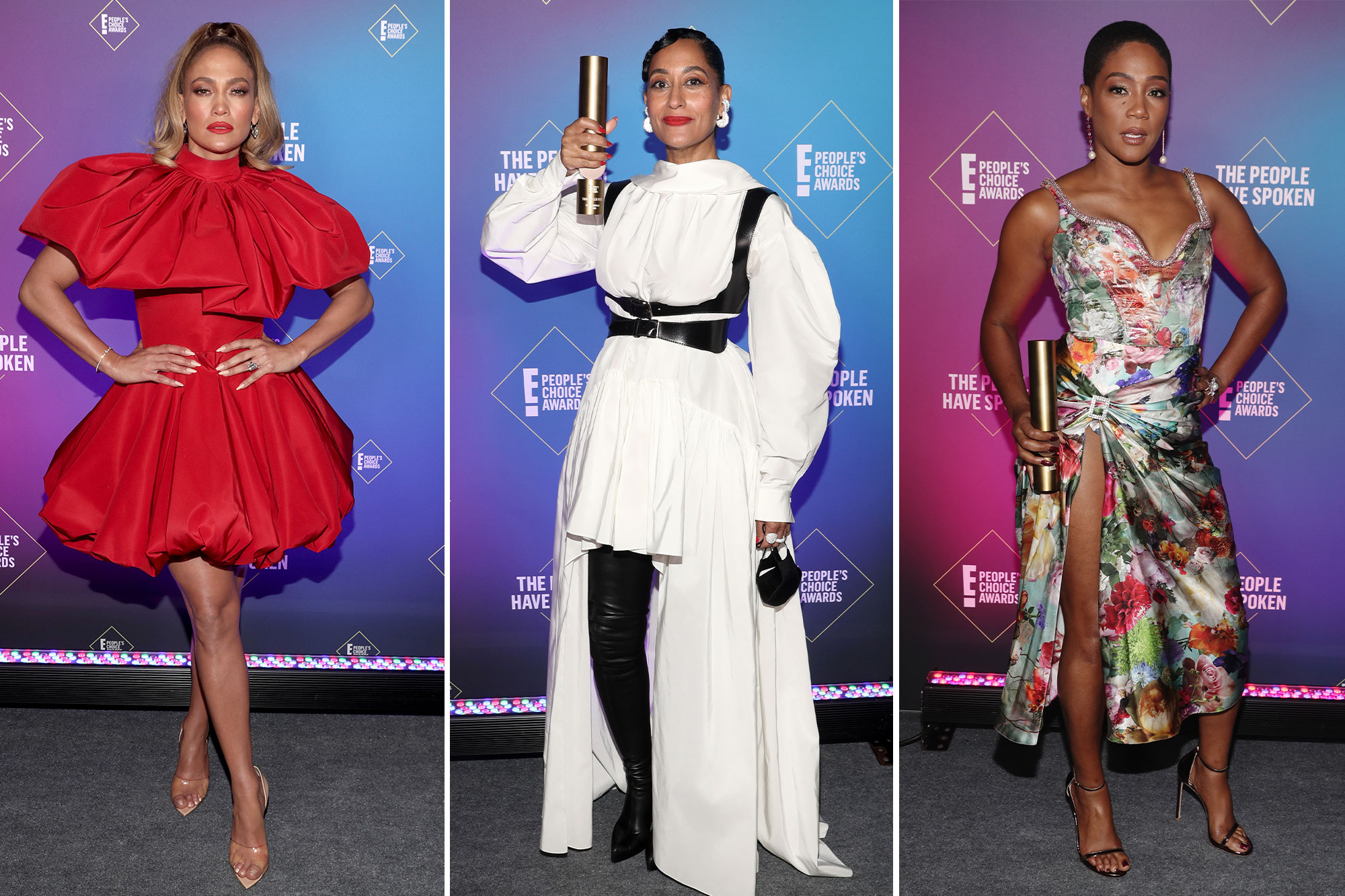 NEWS: People's Choice Awards Best Dressed