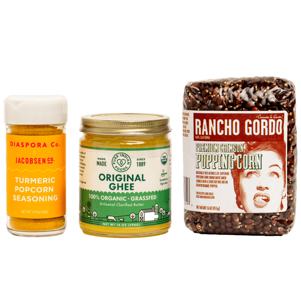Diaspora Co. Gimme the Popcorn! Kit