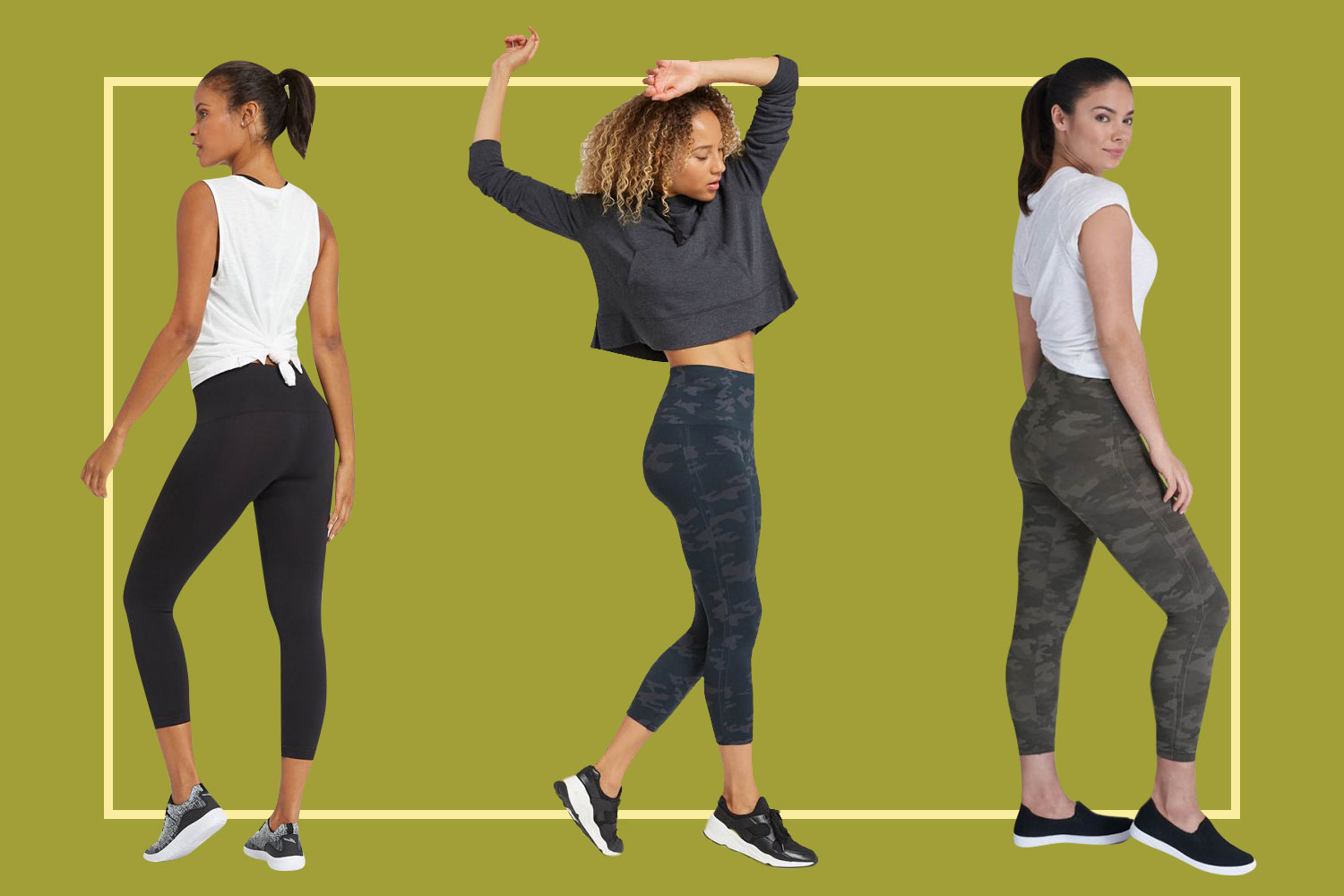 These Camel Toe-Erasing Leggings Are Literal Magic -- and They're Already Marked Down for Black Friday