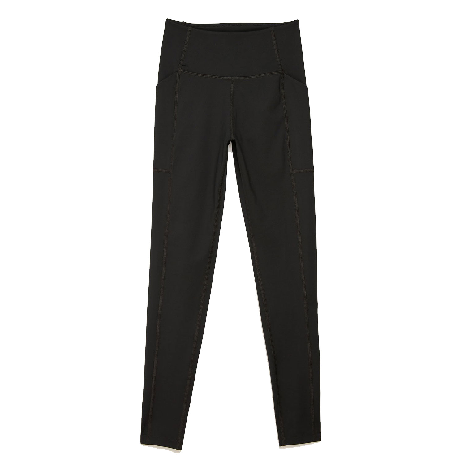 Black High-Rise Pocket Legging