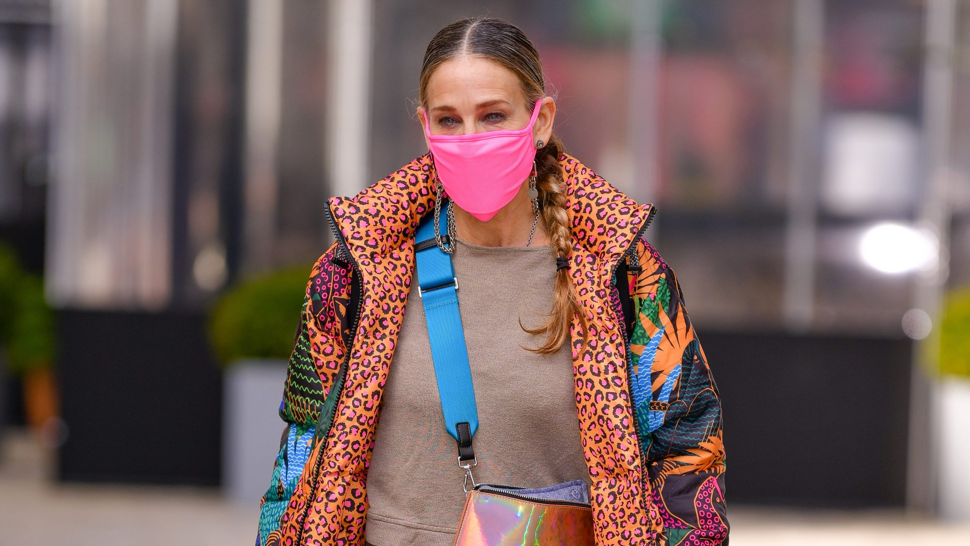 Every Celeb Has Worn This Face Mask and It's $15 Right Now