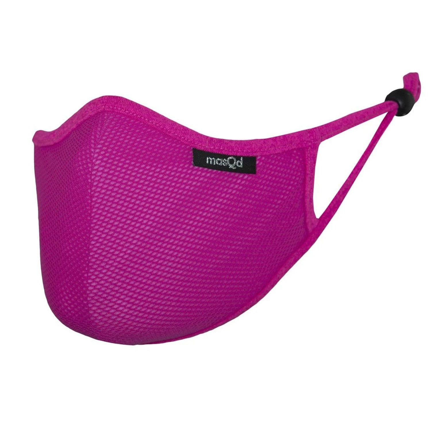 ultra sport face mask, pink