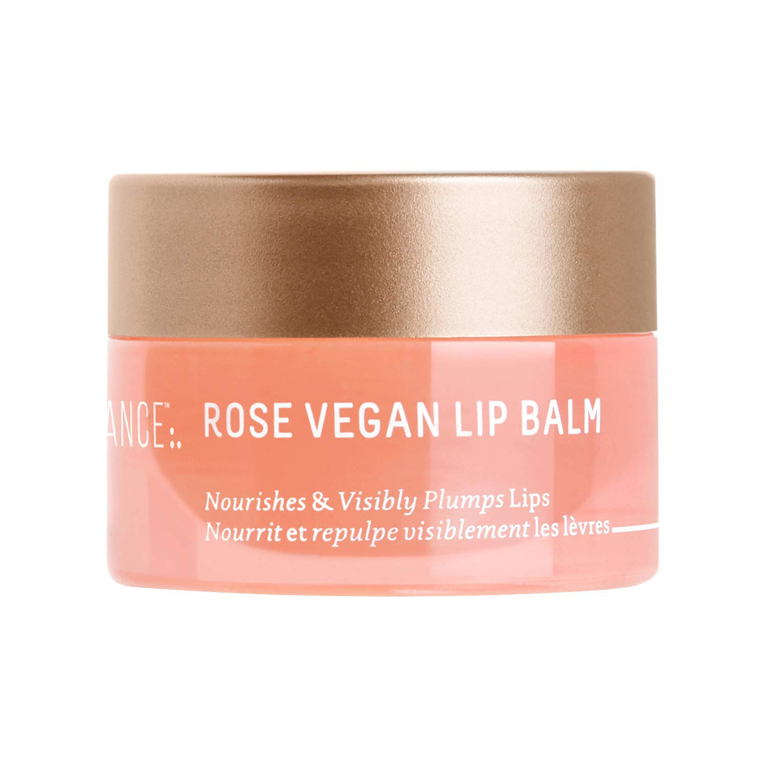 SQUALANE + ROSE VEGAN LIP BALM