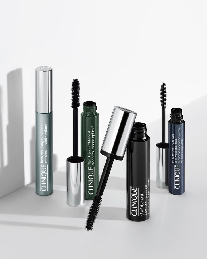 All of Clinique's Mascaras Are 25% Off Today