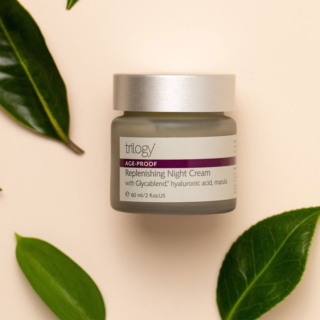 This Anti-Aging Cream Repairs Your Skin As You Sleep — and It's Currently 60% Off