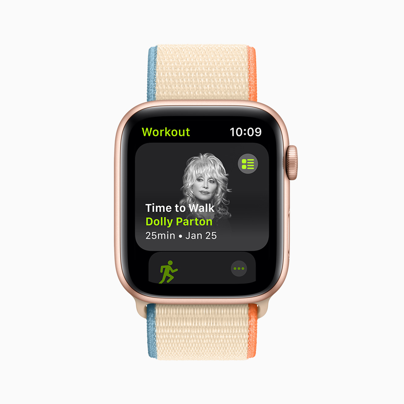 Apple Launches Celeb Walking Podcasts