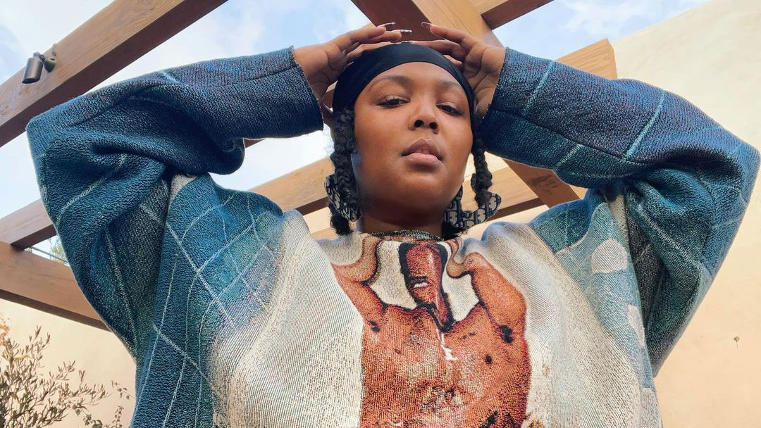 Lizzo Just Wore the Viral Butt-Sculpting Leggings from Amazon