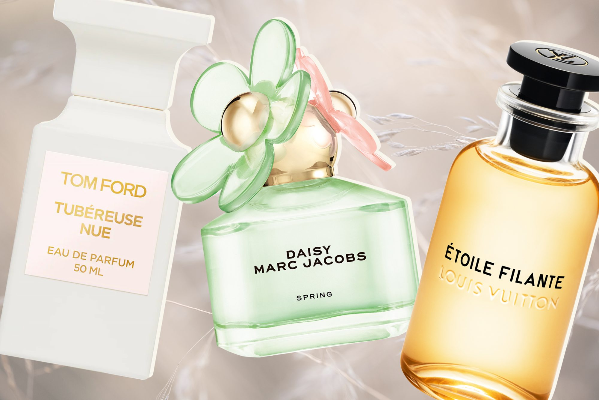 New Fragrances to Wear This Spring