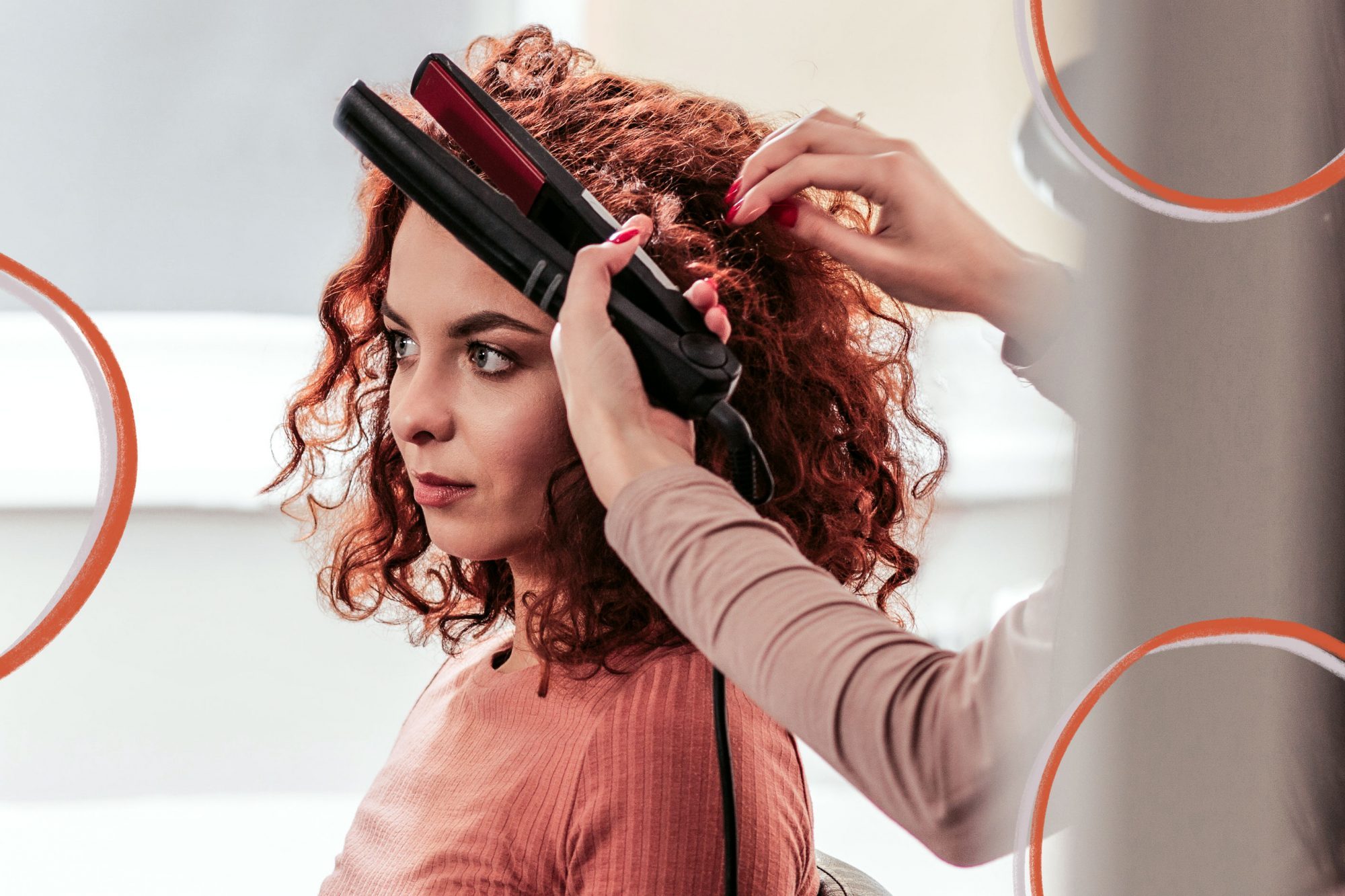 These Are the Best Straighteners for Curly Hair