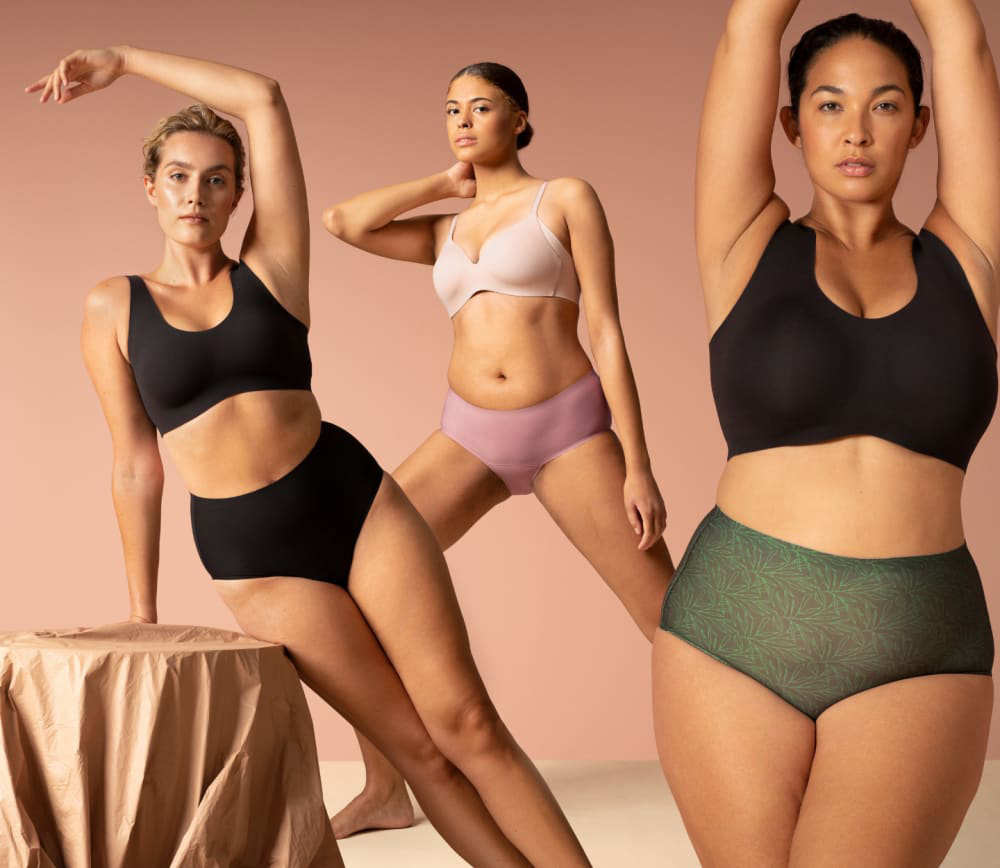An Item From This Size-Inclusive Underwear Brand Sells Every 6 Seconds