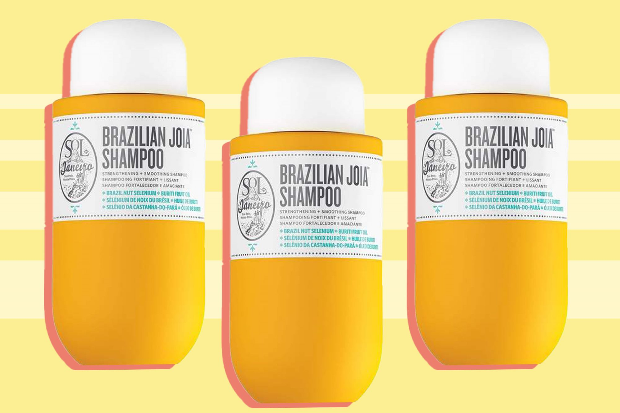If You've Gone Months Without a Haircut, Shoppers Say This Shampoo Instantly Mends Split Ends