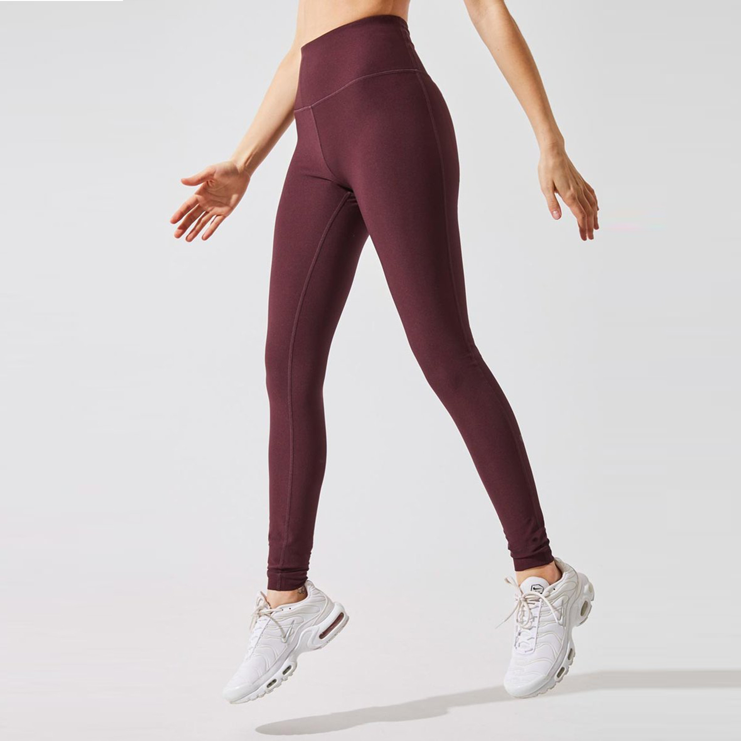 Rapid High Waisted Recycled Polyester Legging
