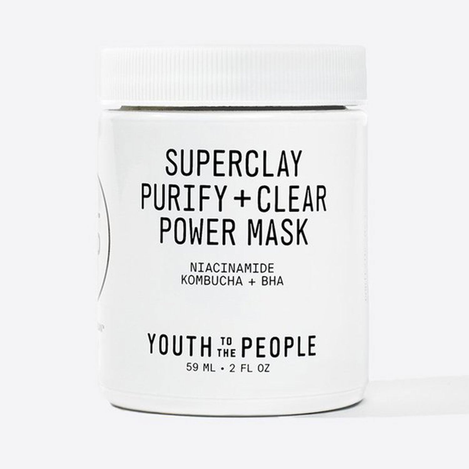 Superclay Purify + Clear Power Mask