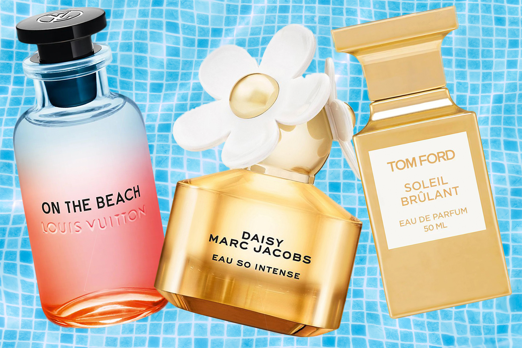 Best New Fragrances to Wear This Summer