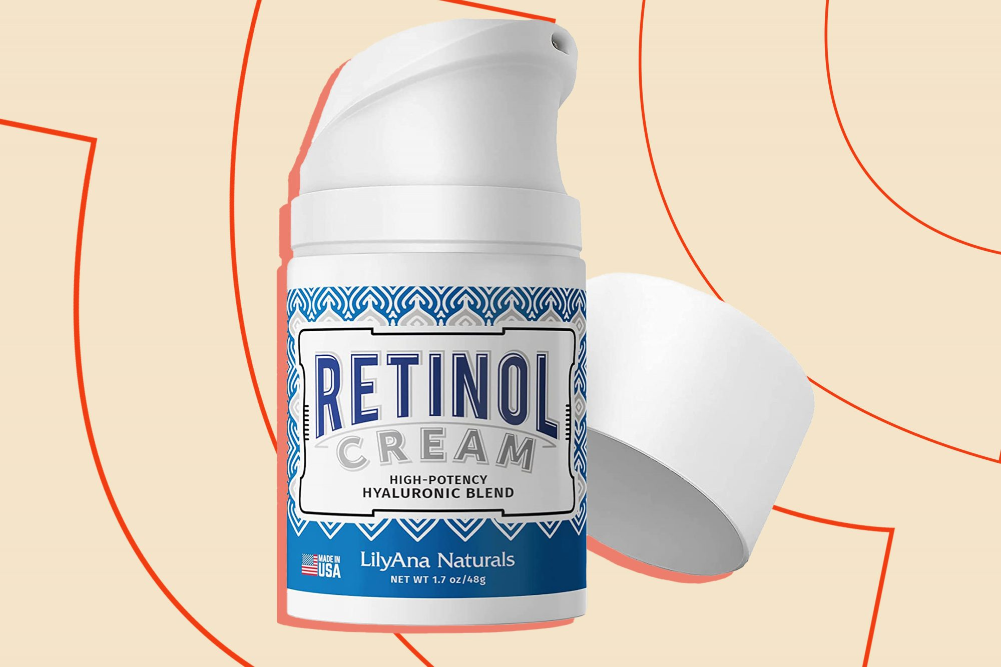This Age-Reversing Retinol Cream Has 18,000 Five-Star Ratings, and It's Still on Sale Post-Prime Day