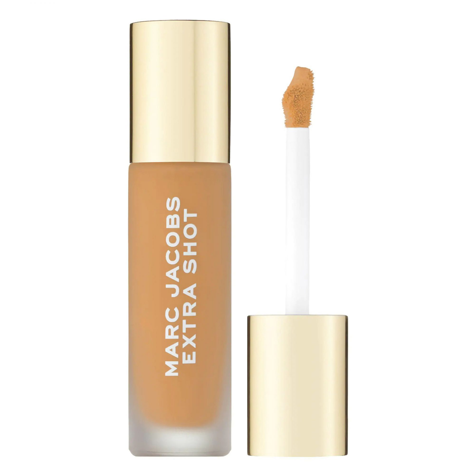 Marc Jacobs Beauty Extra Shot Caffeine Concealer and Foundation
