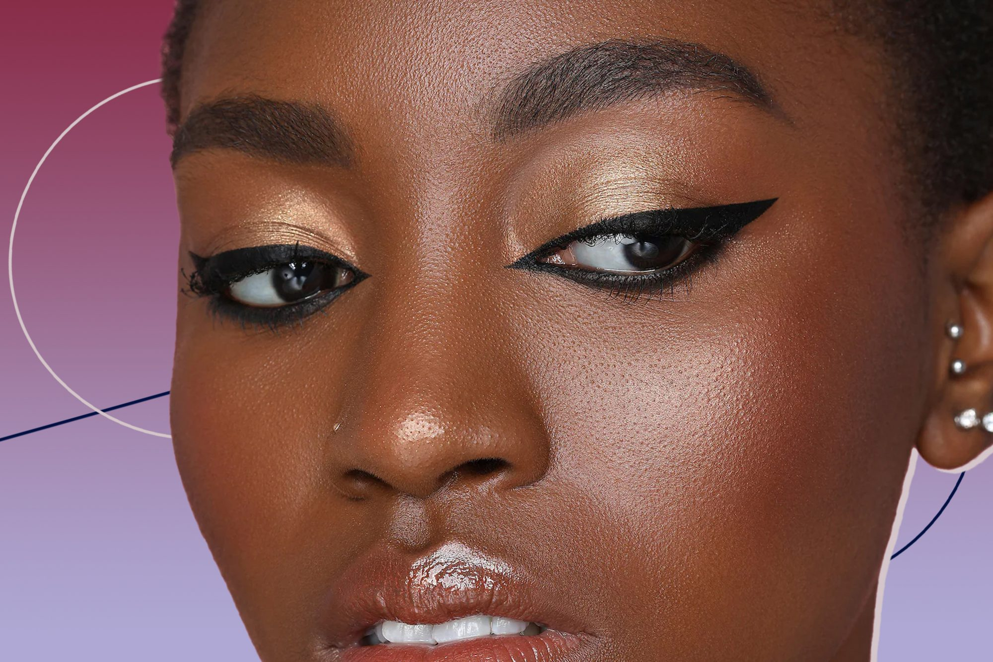 """Shoppers Say This Eyeliner """"Would Stay on During the Apocalypse"""" — and It's on Sale"""